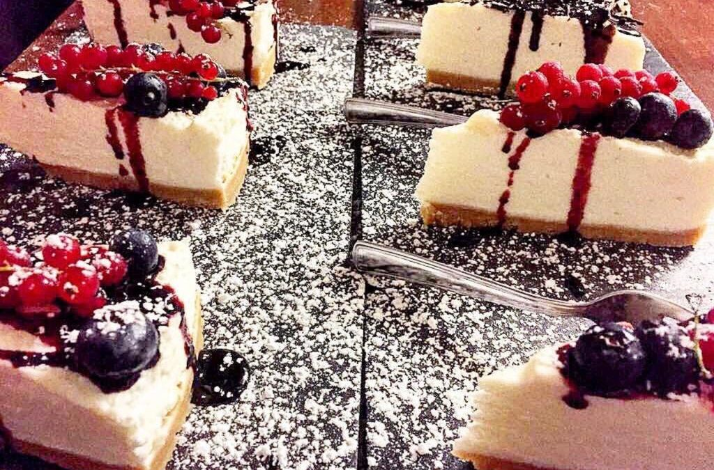 Cheesecake – Ristorante degli Abruzzi