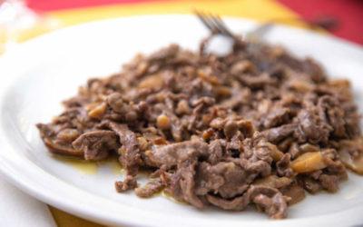 Straccetti al Tartufo e Funghi Porcini – La Fontanella