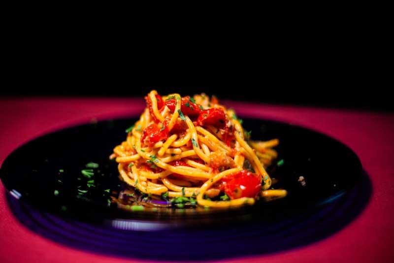 Tagliolini al Luccio – La Fontanella