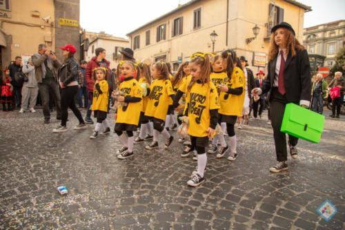 Carnevale 2019 a Bracciano -1