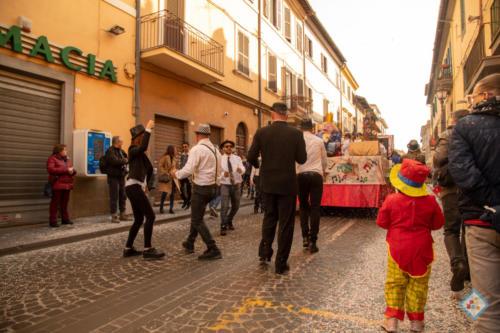 Carnevale 2019 a Bracciano -2