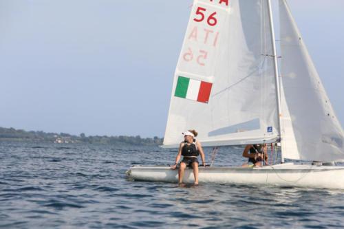 Campionato Mondiale di Vela Classe 470 41