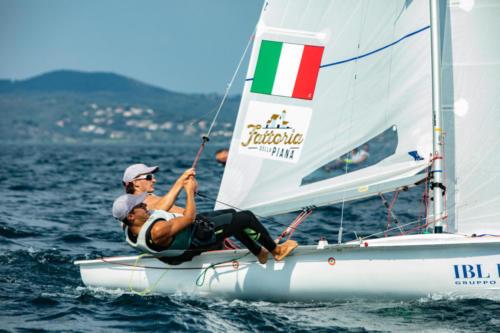 Campionato Mondiale di Vela Classe 470 22