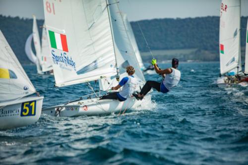 Campionato Mondiale di Vela Classe 470 33