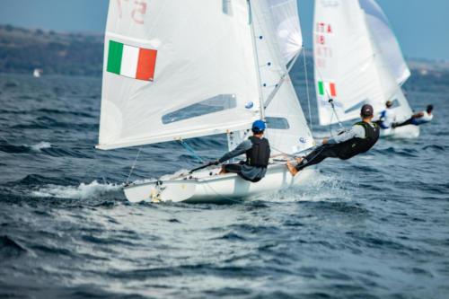 Campionato Mondiale di Vela Classe 470 38