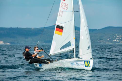 Campionato Mondiale di Vela Classe 470 7