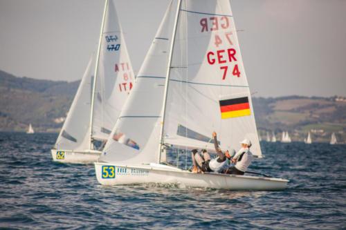 Campionato Mondiale di Vela Classe 470 110