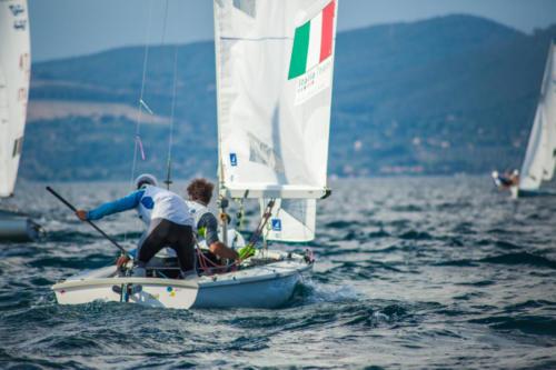 Campionato Mondiale di Vela Classe 470 114