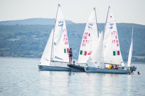 Campionato Mondiale di Vela Classe 470 34