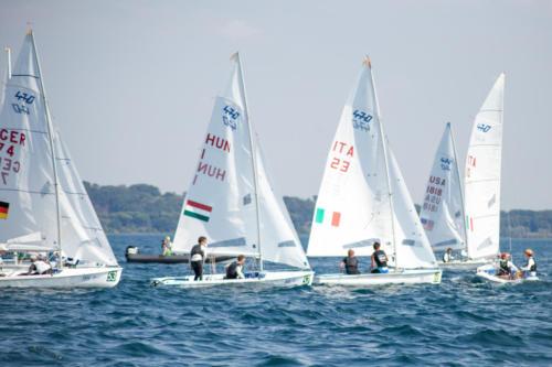 Campionato Mondiale di Vela Classe 470 49