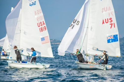 Campionato Mondiale di Vela Classe 470 8