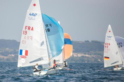 Campionato Mondiale di Vela Classe 470 91