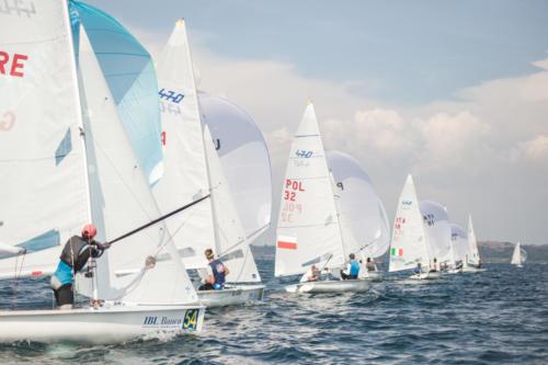 Campionato Mondiale di Vela Classe 470 92