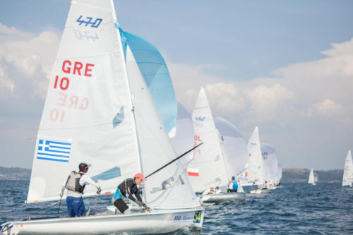 Campionato Mondiale di Vela Classe 470 93