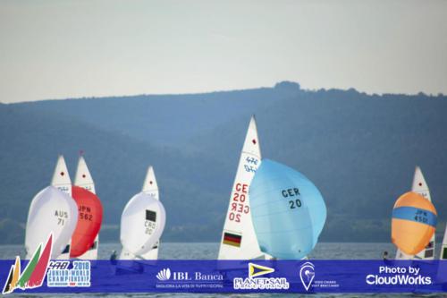 Campionato Mondiale di Vela Classe 470 1