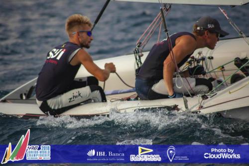 Campionato Mondiale di Vela Classe 470 13