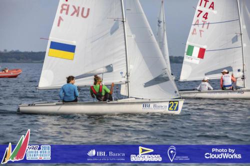 Campionato Mondiale di Vela Classe 470 16