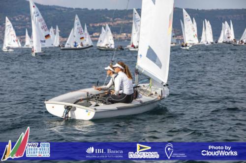 Campionato Mondiale di Vela Classe 470 21