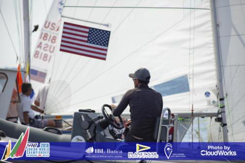 Campionato Mondiale di Vela Classe 470 35