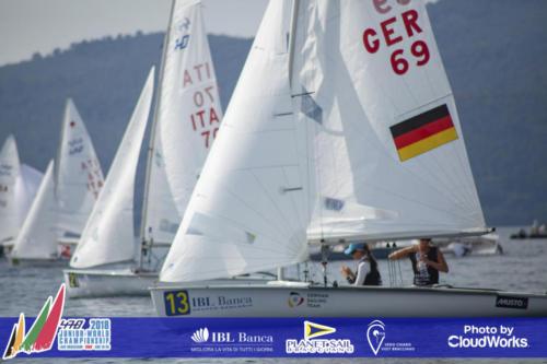 Campionato Mondiale di Vela Classe 470 36