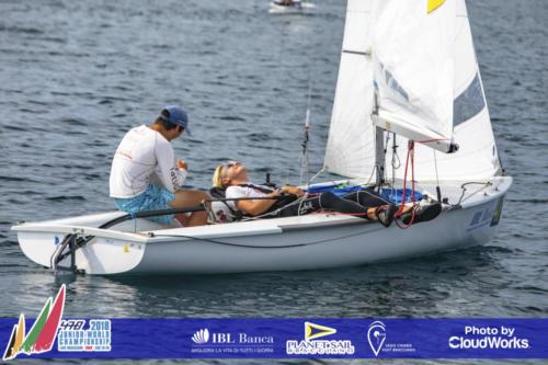 Campionato Mondiale di Vela Classe 470 4