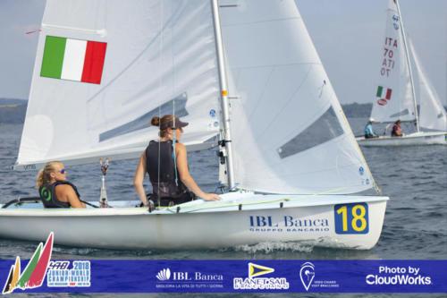 Campionato Mondiale di Vela Classe 470 53
