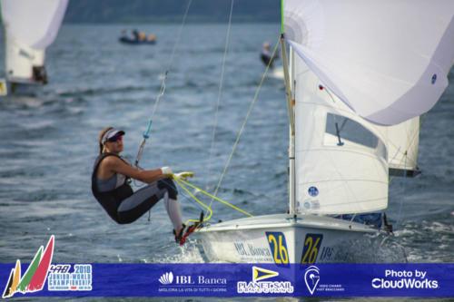 Campionato Mondiale di Vela Classe 470 54
