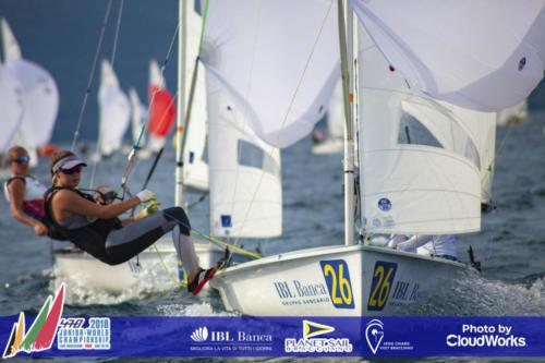 Campionato Mondiale di Vela Classe 470 55