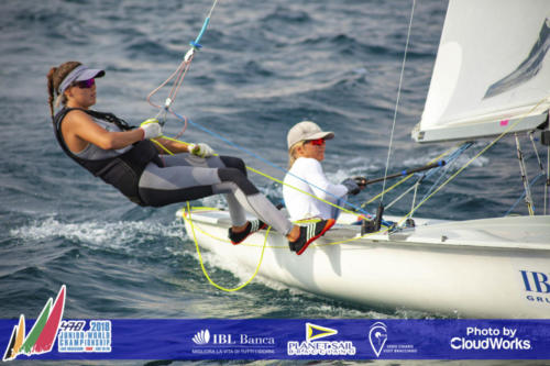 Campionato Mondiale di Vela Classe 470 57