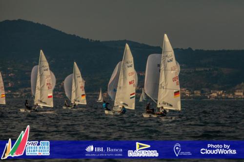 Campionato Mondiale di Vela Classe 470 11