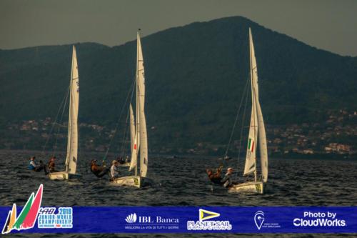 Campionato Mondiale di Vela Classe 470 14