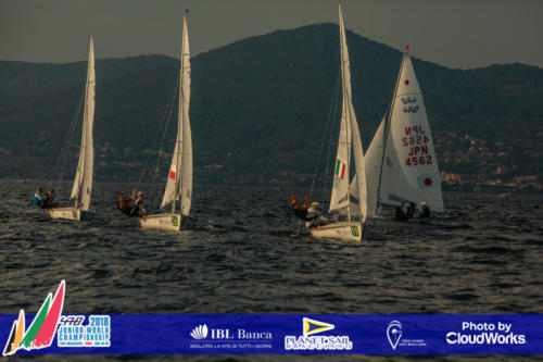 Campionato Mondiale di Vela Classe 470 15