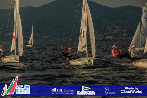 Campionato Mondiale di Vela Classe 470 17
