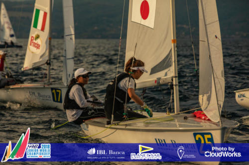 Campionato Mondiale di Vela Classe 470 24