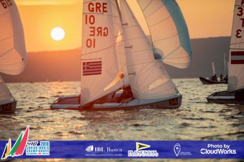Campionato Mondiale di Vela Classe 470 32