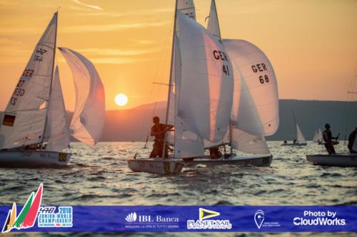 Campionato Mondiale di Vela Classe 470 37