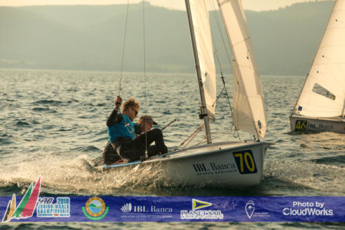 Campionato Mondiale di Vela Classe 470 46