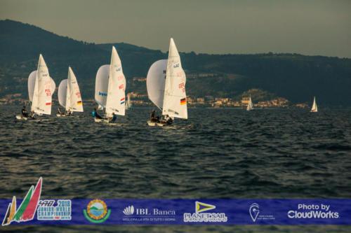 Campionato Mondiale di Vela Classe 470 47