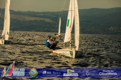 Campionato Mondiale di Vela Classe 470 51