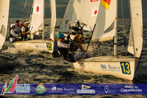 Campionato Mondiale di Vela Classe 470 52