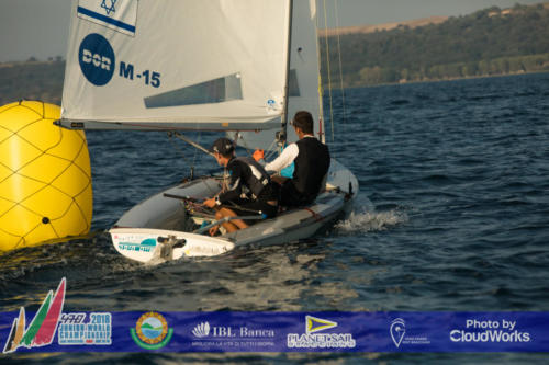 Campionato Mondiale di Vela Classe 470 60