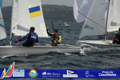 Campionato Mondiale di Vela Classe 470 10
