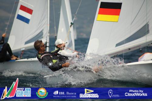 Campionato Mondiale di Vela Classe 470 153