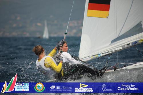 Campionato Mondiale di Vela Classe 470 157