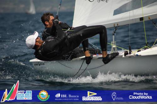 Campionato Mondiale di Vela Classe 470 158