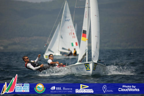 Campionato Mondiale di Vela Classe 470 159
