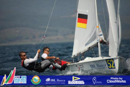 Campionato Mondiale di Vela Classe 470 160