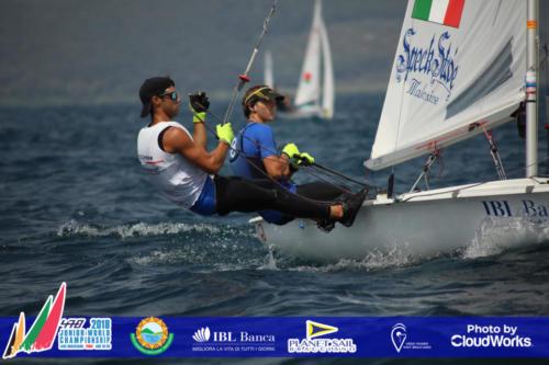 Campionato Mondiale di Vela Classe 470 161