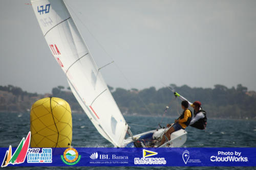 Campionato Mondiale di Vela Classe 470 164