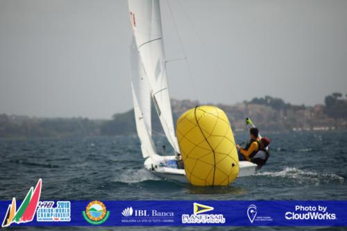 Campionato Mondiale di Vela Classe 470 165